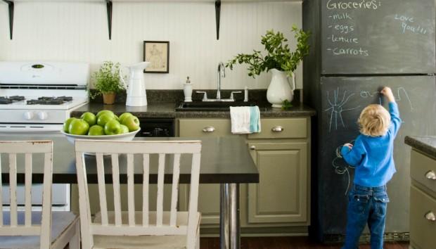 Μεταμορφώστε το Παλιό σας Ψυγείο με 4 Τρόπους!
