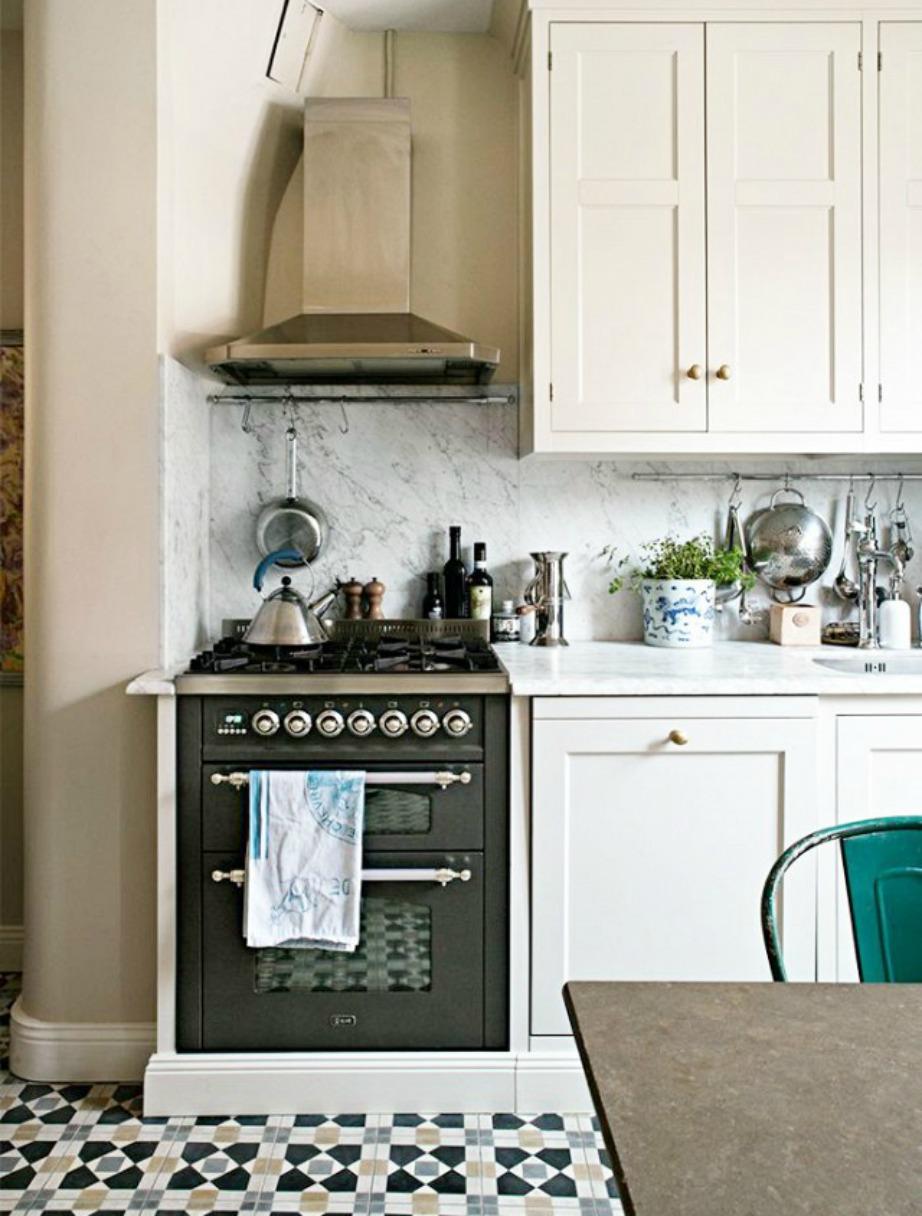 Προσθέστε έξτρα αποθηκευτικούς χώρους στην κουζίνα.
