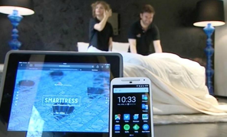 Με 1550 ευρώ θα μάθετε αν ο σύντροφός σας σας απατάει στο κρεβάτι σας. Το αν σας απατάει σε κάποιο άλλο έπιπλο πιθανόν να μην το μάθετε ποτέ.
