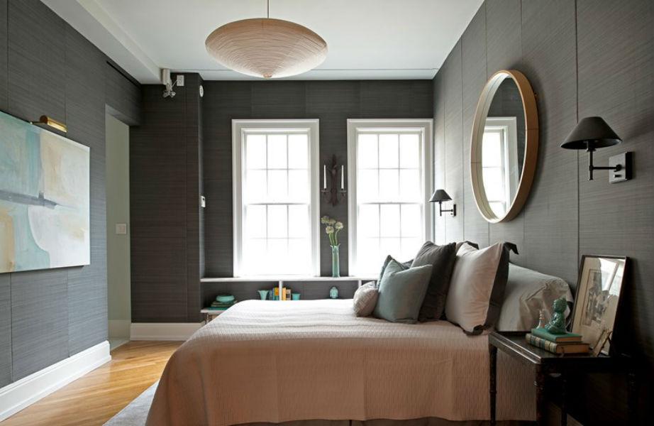 Το guest υπνοδωμάτιο είναι διακοσμημένο με απίστευτο γούστο.