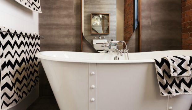 Μικρό Μπάνιο: Αυτά τα 10 Πράγματα Χρειάζεται!