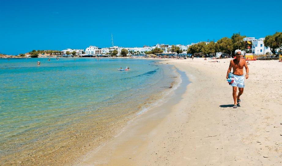 Είναι η καλύτερη παραλία στην Ευρώπη (σύμφωνα με τη Gurdian) για οικογενειακές διακοπές.
