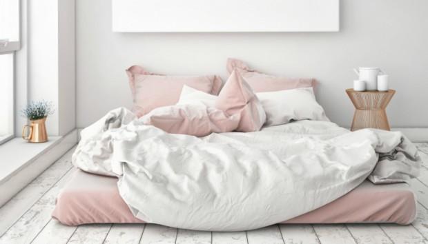 Διακοσμήστε το Υπνοδωμάτιο με Λιγότερα από 50 Ευρώ