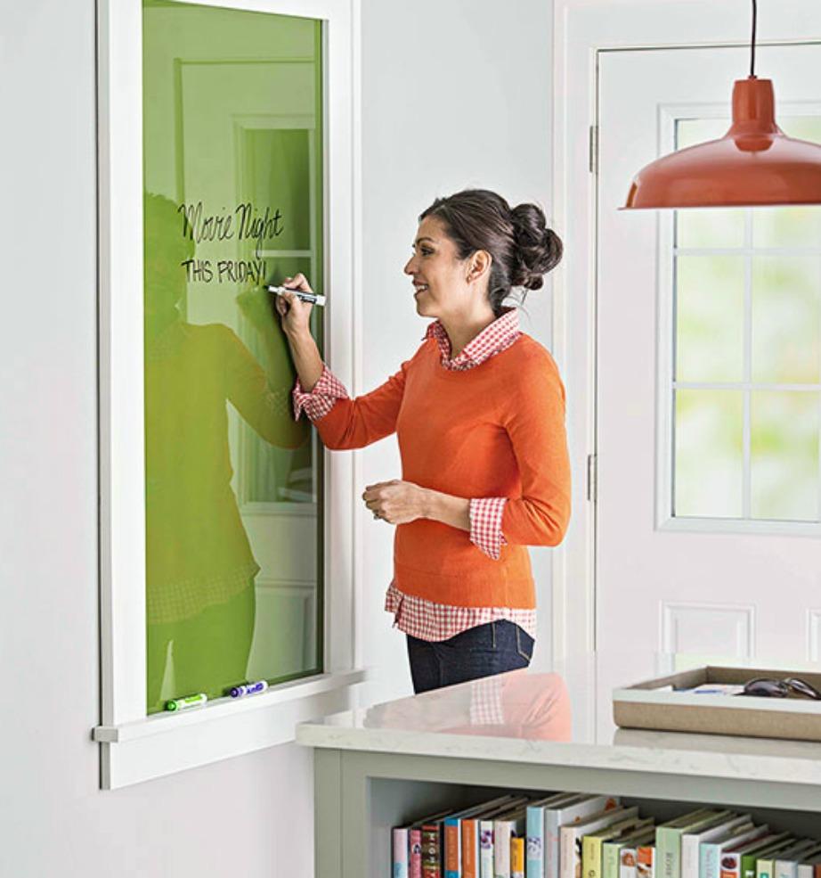 Ανανεώστε την κουζίνα σας με αυτόν τον όμορφο πίνακα σημειώσεων.