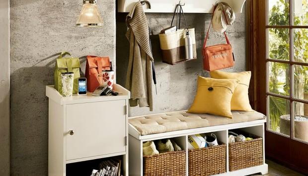 9 Τρόποι να Ομορφύνετε την Είσοδο του Σπιτιού σας σε 1 ώρα