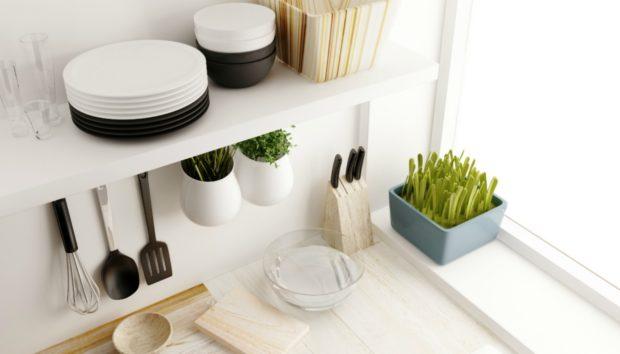 «Πώς μπορώ να ανανεώσω την κουζίνα μου με χαμηλό budget;»