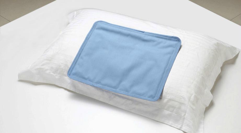 Το Laypad Cool Gel βοηθάει στη ρύθμιση της σωστής θερμοκρασίας του σώματός σας.