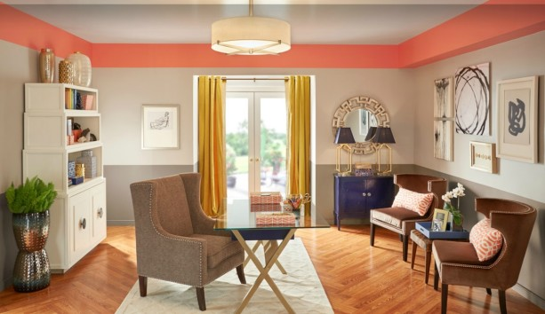 Βάλτε το Πιο Καλοκαιρινό Χρώμα στο Σπίτι σας!
