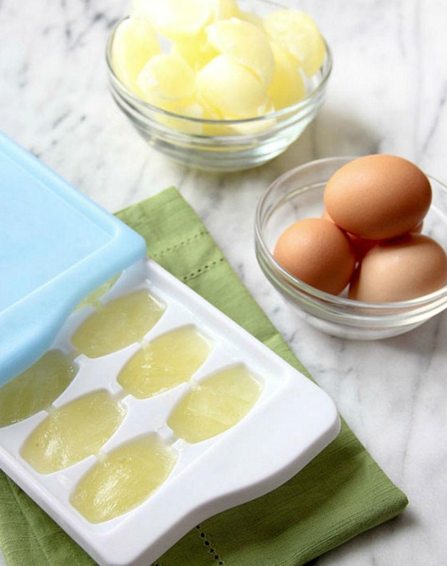 Κρατήστε το ασπράδι στο ψυγείο σας.