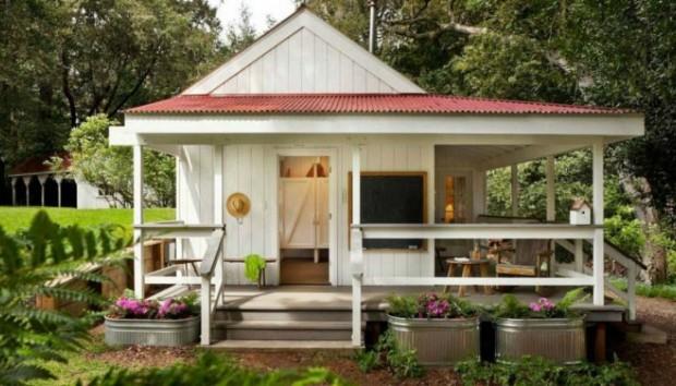 Δείτε ένα Υπέροχα Διακοσμημένο Σπίτι Μόλις... 25 τ.μ.