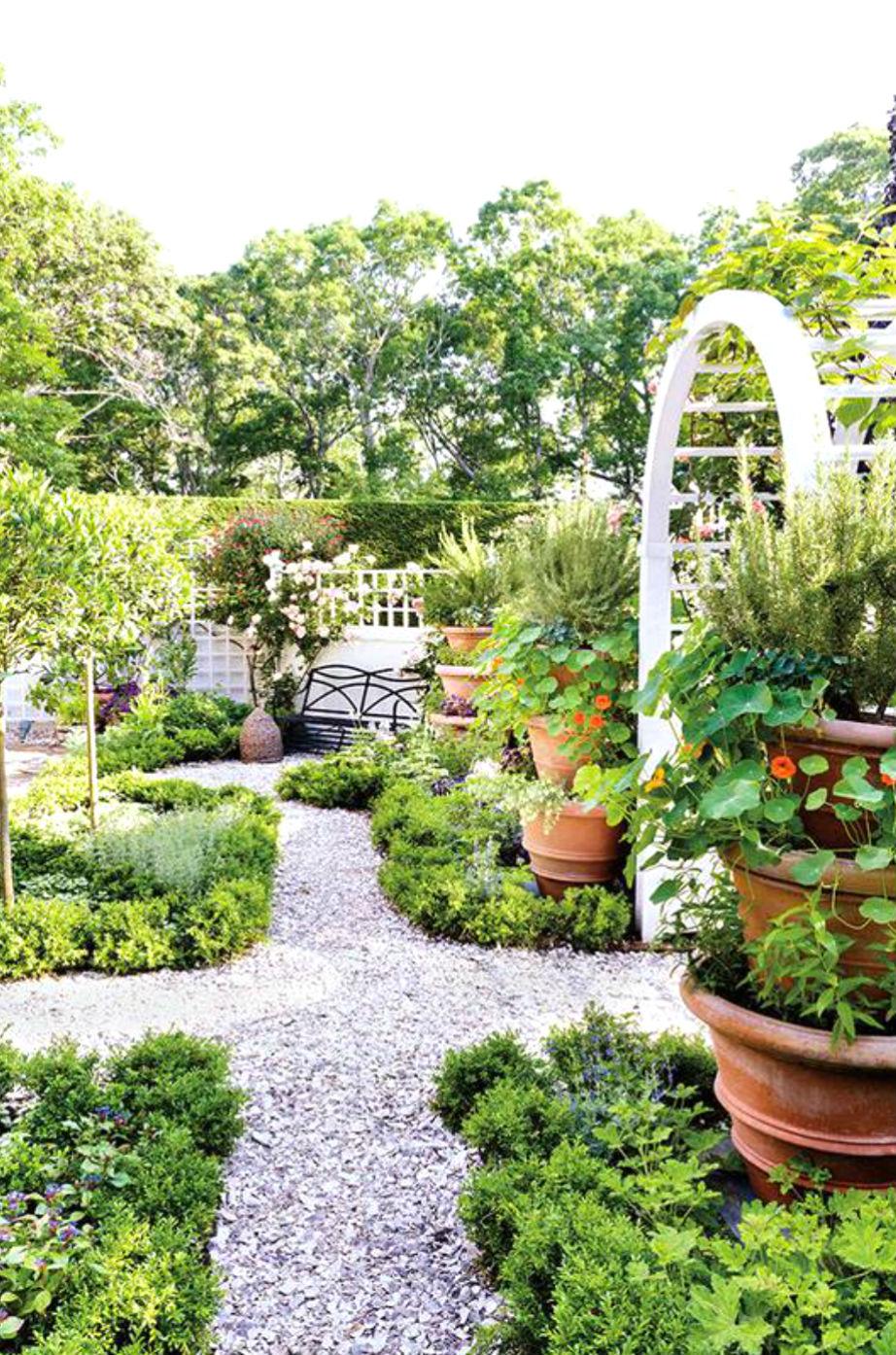 #7 - Ζωντανέψτε τον κήπο και τη βεράντα σας