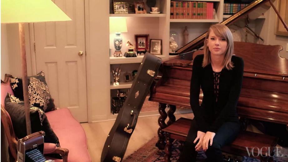 Εδώ σίγουρα θα κάνει practice η Taylor τα τραγούδια της.
