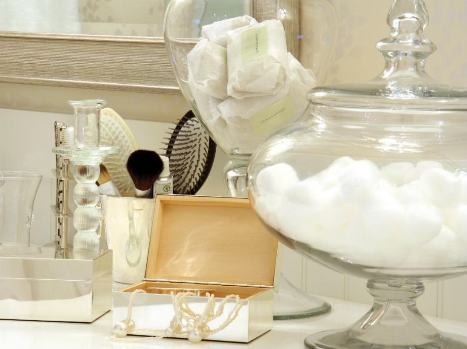 Το βαμβάκι πλέον χρησιμοποιείται σε όλο το σπίτι και όχι μόνο στο μπάνιο.