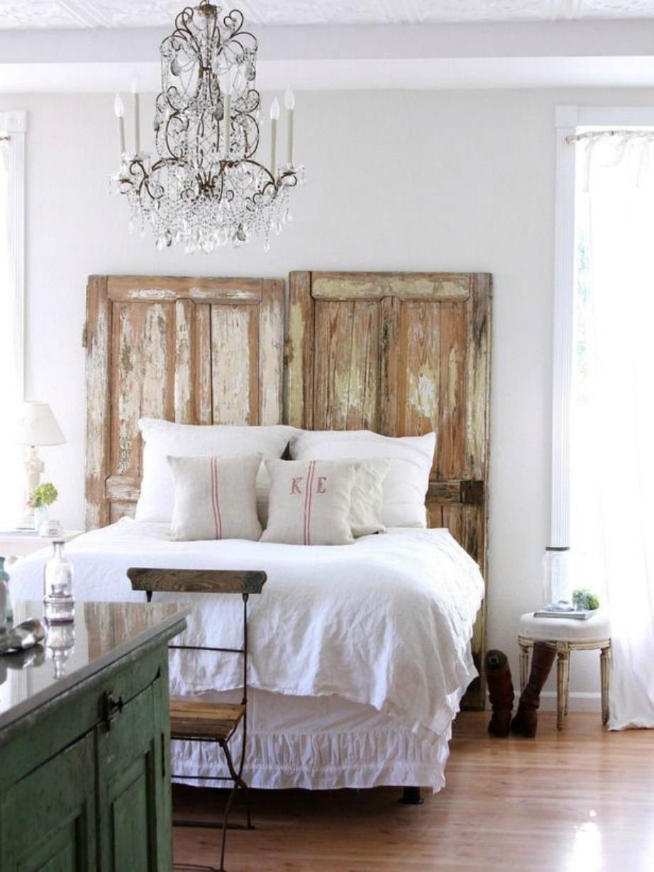 Μοναδικό αποτέλεσμα και αρκετά επαναστατικό όσον αφορά τη διακόσμηση του κρεβατιού σας.
