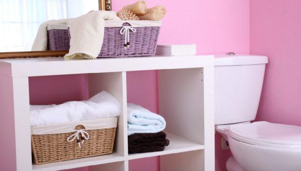 Μπάνιο: Μυστικά για να Εξοικονομήσετε Περισσότερο Αποθηκευτικό Χώρο
