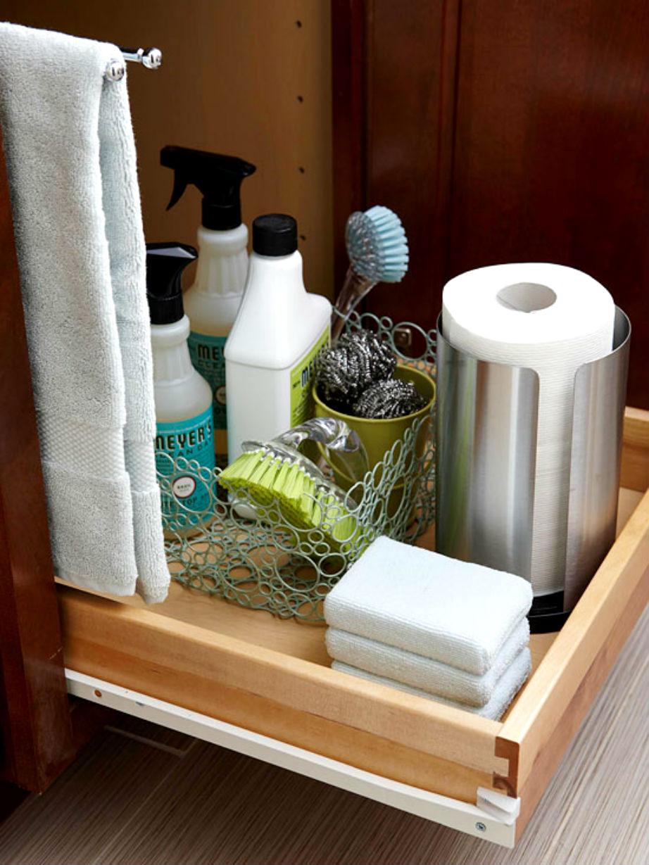 Συρταριέρα και στο μπάνιο!