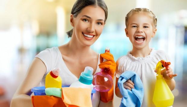 Tips Καθαριότητας και Μοναδικές Συνταγές Λάμψης για Όλο το Σπίτι