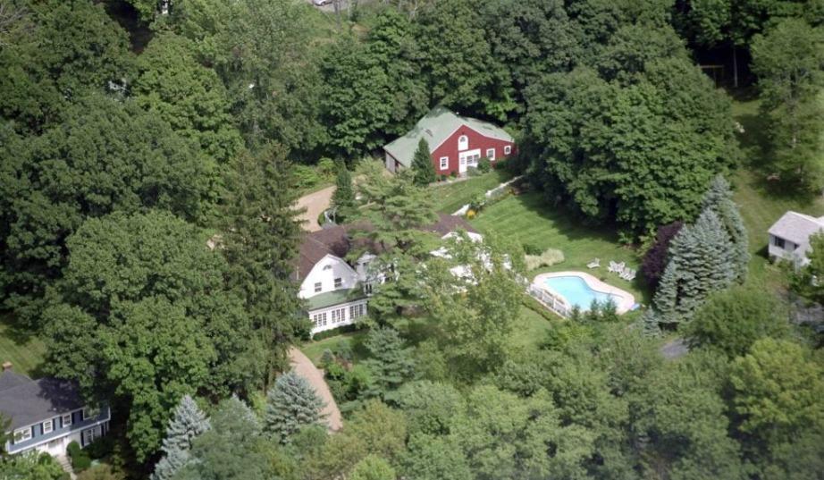Το σπίτι βρίσκεται σε μια από τις πιο ακριβές γειτονιές της Αμερικής!