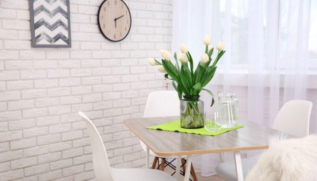 DIY: Φτιάξτε Γρήγορα μια Πανέμορφη Κουρτίνα χωρίς Ράψιμο!