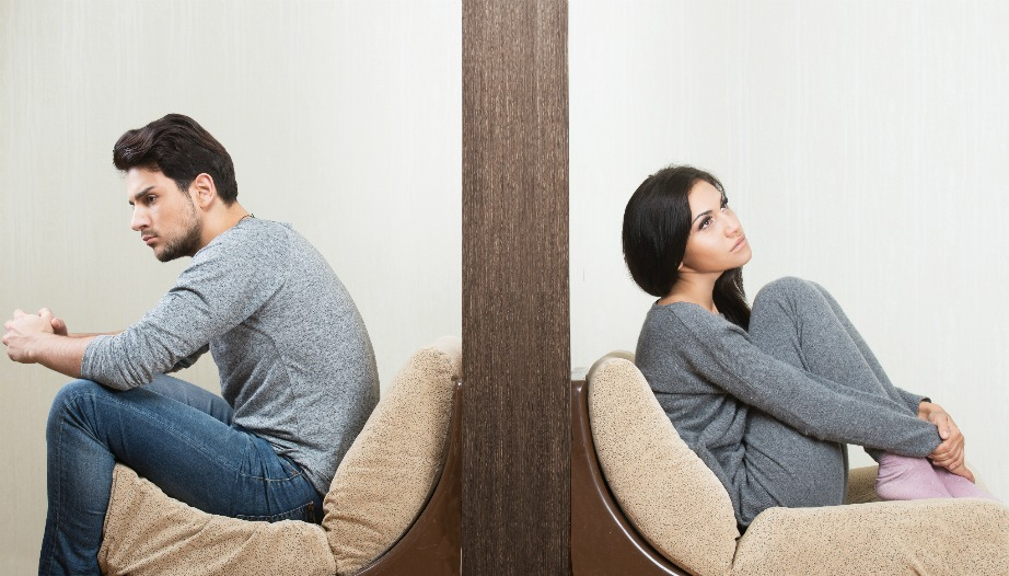 Τα περισσότερα διαζύγια γίνονται σε ηλικία 35-45 ετών.