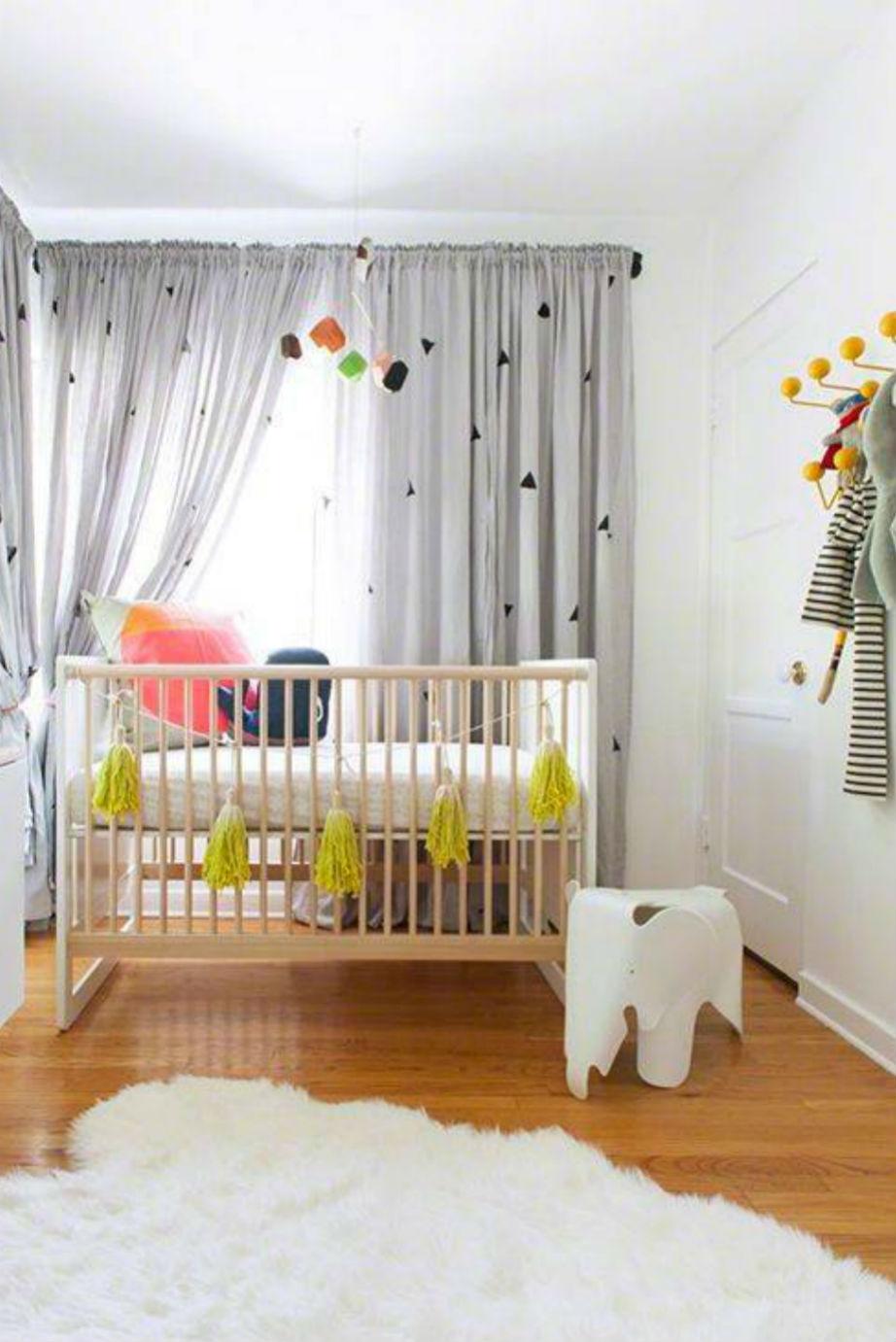Οι νέον πινελιές θα απογειώσουν το δωμάτιο το μικρού σας.