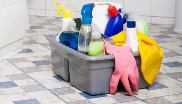 Καθάρισμα Μια Φορά την Εβδομάδα: Τα 6 Σημεία που Πρέπει να Προσέξετε
