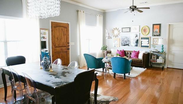 House Tour: Μπείτε Σε ένα Πανέμορφο Διαμέρισμα στο Τέξας!