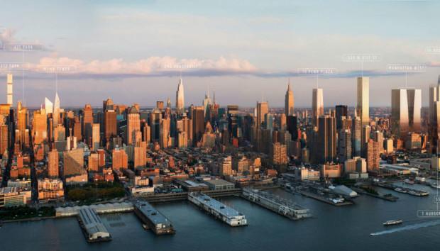 Έτσι θα είναι η Νέα Υόρκη σε 14 Χρόνια!