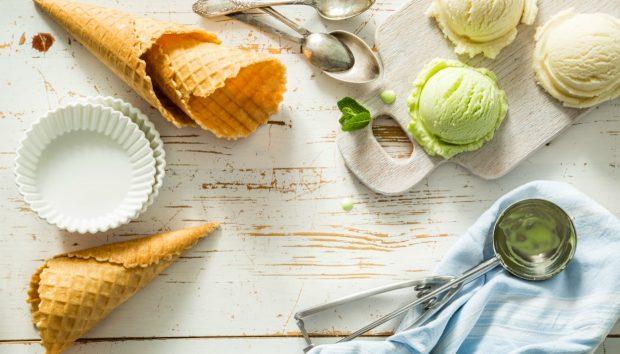 Ένα Παγωτό Χωρίς Θερμίδες που Πρέπει να Φτιάξετε Τώρα!