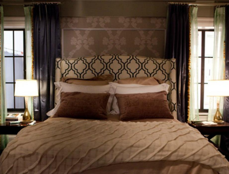 Το υπνοδωμάτιο της Carrie και του Mr. Big!