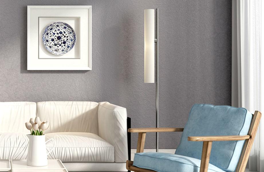 Δώστε στα έπιπλα και τους τοίχους κάθε χώρου την απόσταση που χρειάζονται.