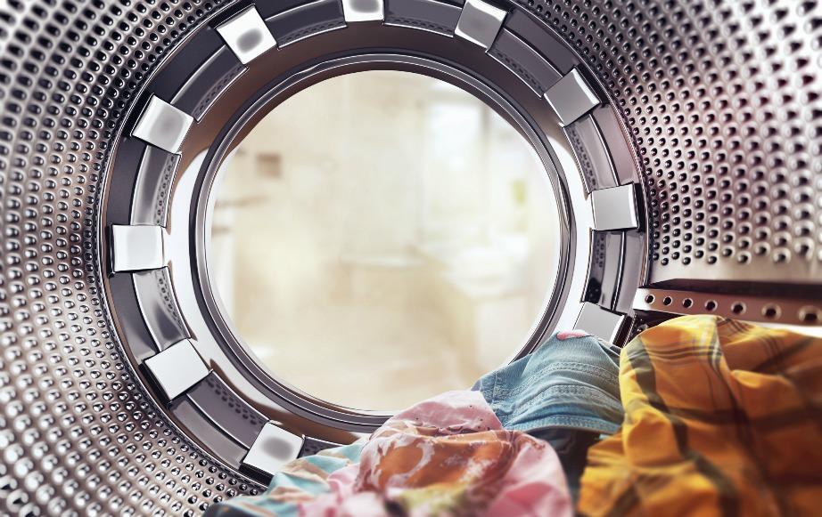 Ακόμα και το πλυντήριο ρούχων χρειάζεται απολύμανση.