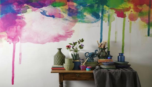 Βάψτε και Δώστε Χρώμα Στους Τοίχους σας με ΑΥΤΟ το Υλικό