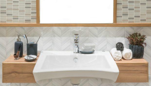 Οργανώστε το Μπάνιο σας με ένα Μόνο Αντικείμενο