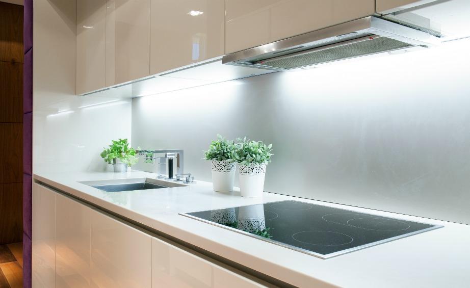 Καθαρός απορροφητήρας σημαίνει καλός εξαερισμός της κουζίνας!