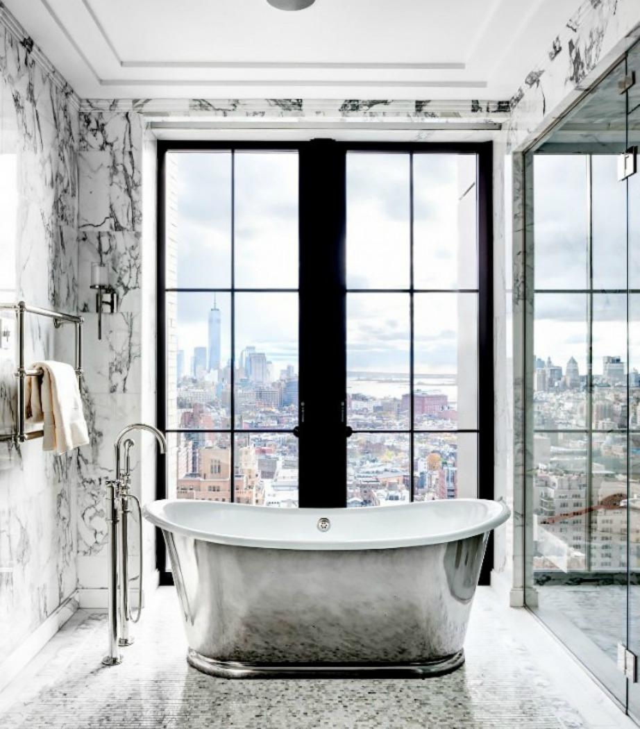 Ό,τι πιο κομψό και πολυτελές έχουμε δει σε μπάνιο!