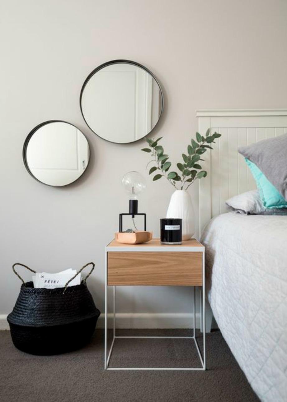Σύμφωνα με το φενγκ σούι, κάθε υπνοδωμάτιο πρέπει να έχει ένα ξύλινο έπιπλο.
