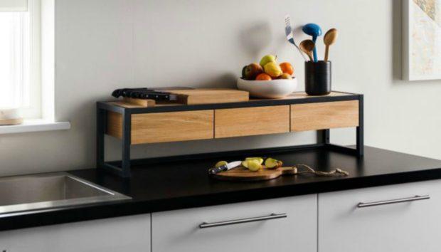 Αυτή η Κουζίνα Εξοικονομεί και την Παραμικρή Γωνία του Χώρου σας
