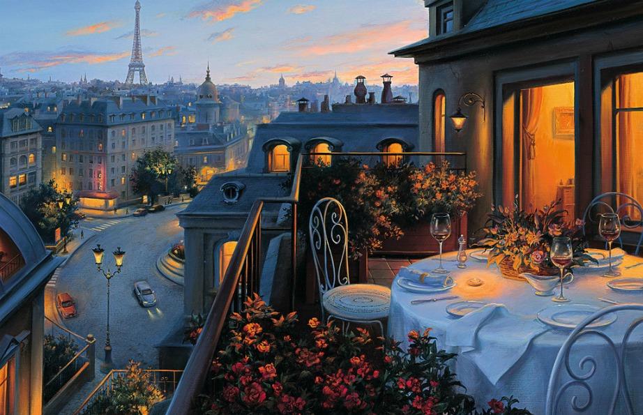 Ο ρομαντισμός γεννήθηκε στη Γαλλία.