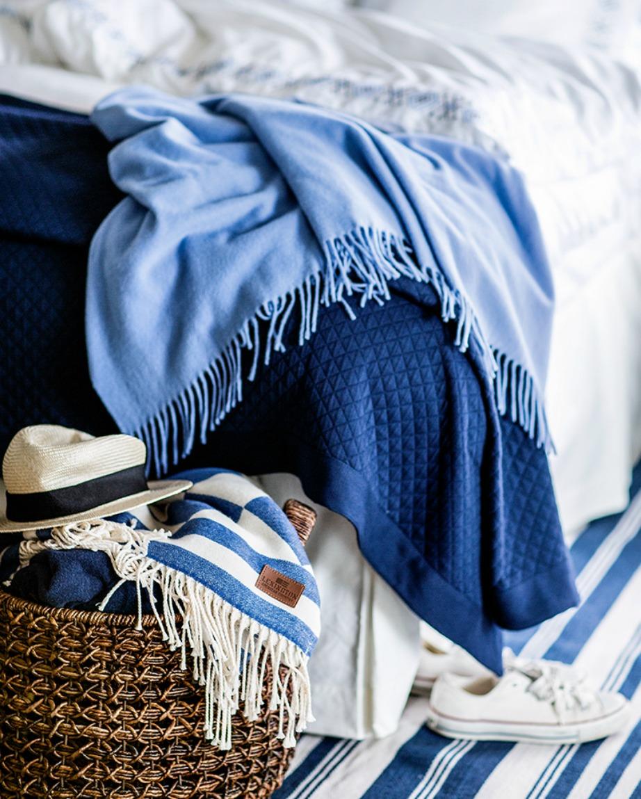 Το μπλε είναι η αγαπημένη μας καλοκαιρινή απόχρωση.
