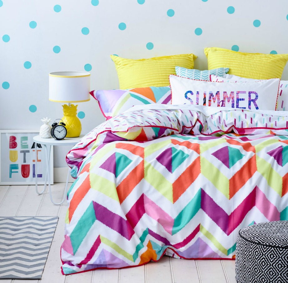 Βάλτε το χρώμα στο σπίτι σας και αμέσως θα αλλάξει ο τρόπος που βλέπετε τη ζωή!