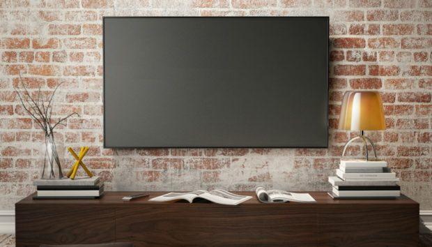 Υπέροχες Ιδέες για να Κρύψετε την Τηλεόραση