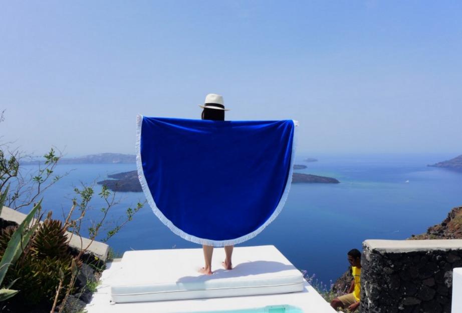 Υπέροχες πετσέτες που θα κυριαρχήσουν στις ελληνικές και ξένες παραλίες.