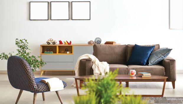 Υπόθεση Τοίχος: Δείτε μια Διακοσμητική Ιδέα για Κάθε Χώρο του Σπιτιού