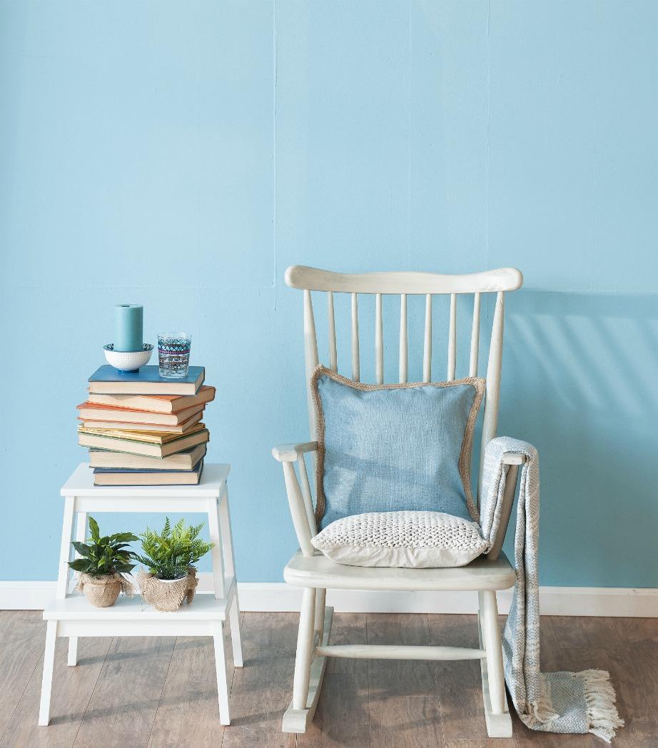 Αν καθαρίσετε τους τοίχους σας όλο το σπίτι θα ανανεωθεί και θα δείχνει πολύ πιο καθαρό.