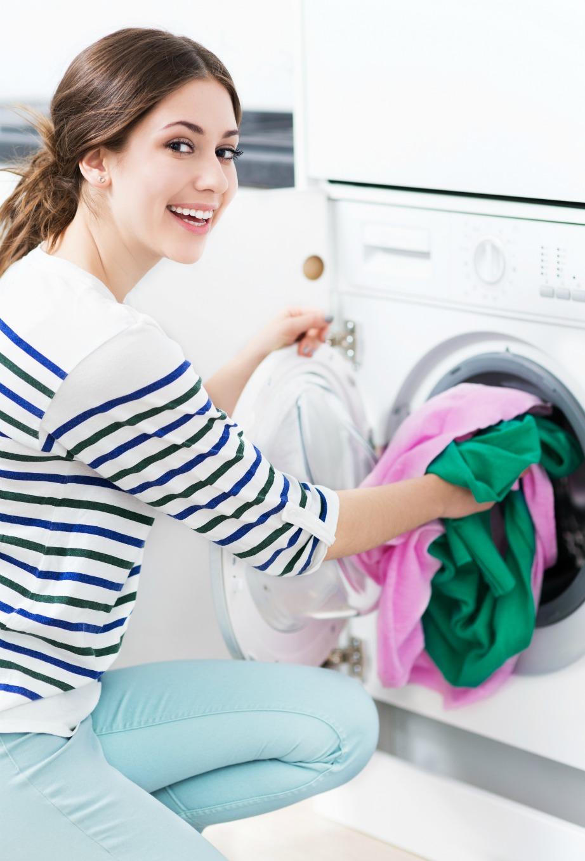 Απολυμαίνοντας το πλυντήριο τακτικά τα ρούχα σας θα είναι πιο καθαρά και μυρωδάτα.
