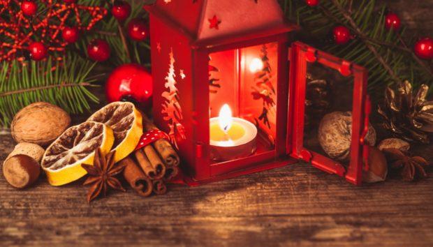3 Χριστουγεννιάτικα Αρωματικά Χώρου που Μπορείτε να Φτιαξετε Μόνοι σας