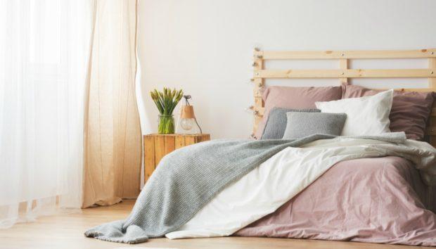 Αυτά είναι τα 9 Καλύτερα Χρώματα για το Υπνοδωμάτιο Σας!