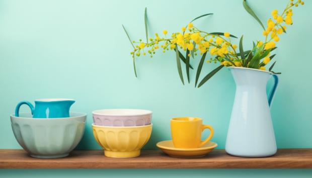 Οργάνωση Κουζίνας: Με Αυτούς τους 10 Τρόπους θα Κάνετε τη Ζωή σας πιο Εύκολη