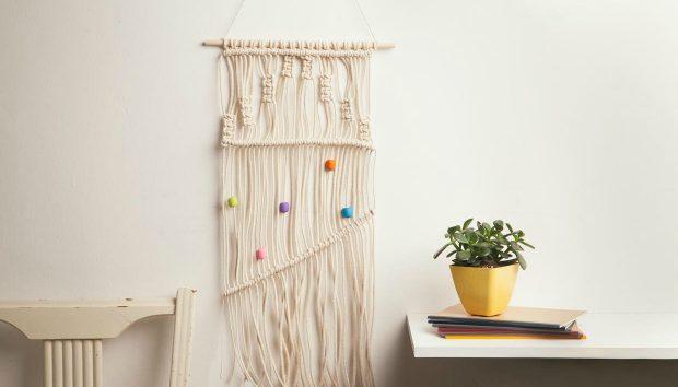 DIY: Φτιάξτε Βήμα-Βήμα Μόνοι σας την πιο Στιλάτη Κουρτίνα